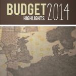 Budget 2014 Newsletter